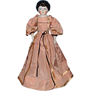 Kling China Head Doll