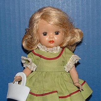 Nancy Ann Storybook Muffie Walker Doll