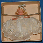 Nancy Ann Storybook Doll Sabbath Day Jointed Leg