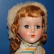 Arranbee R&B Nanette Ice Skater Doll All Original