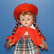 Vogue Ginny Doll Eve All Original