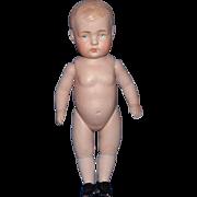 Bruno Schmidt All Bisque Boy Doll
