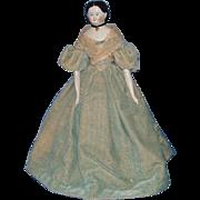 Flat Top China Head Doll - Red Tag Sale Item
