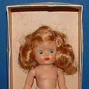 Strung Nancy Ann Muffie Doll in Original Box
