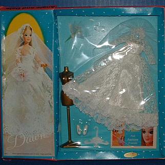 Dawn Fashion Doll Wedding Bell Dream Dress Outfit #815