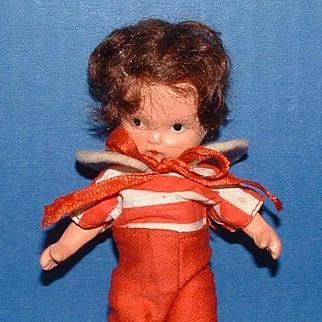 Nancy Ann Storybook Doll #112 Dillar - A Dollar
