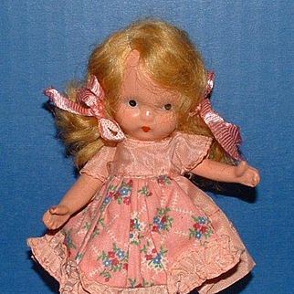 Nancy Ann Storybook Doll #111 Here I Am, Little Joan