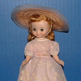 Betsy McCall Doll in Birthday Party Dress