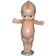 Composition Large Carnival Kewpie Doll