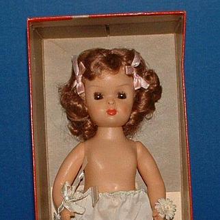 Tiny Terri Lee Doll in Party Pants in Original Box
