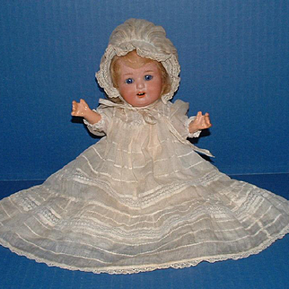 Heubach Kopplesdorf Baby Doll #300, Germany