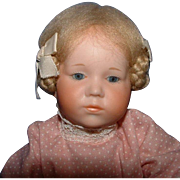 Petite Kammer and Reinhardt Mold 101 Marie Doll by Lynda Marx