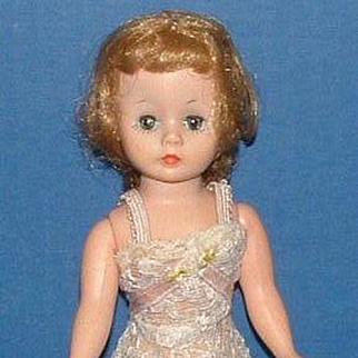 Madame Alexander Cissette Doll in Original Chemise