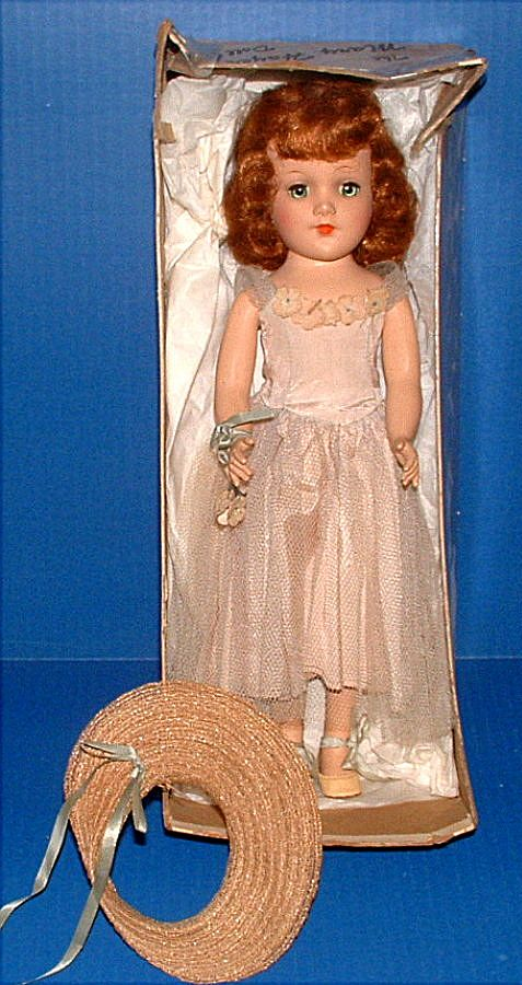 Mary Hoyer Doll in Formal Dress with original box