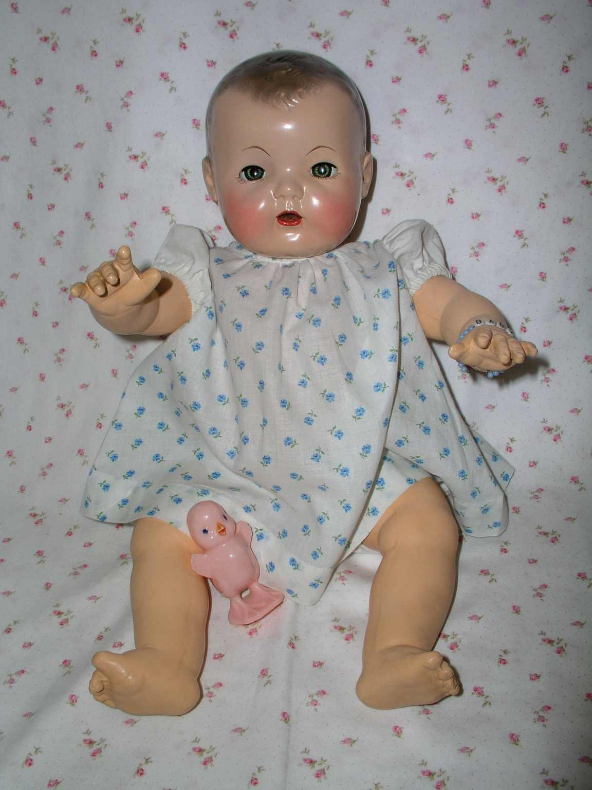 """Adorable 1930's Effanbee 20"""" Dy-Dee Louise Mold 1 from ..."""