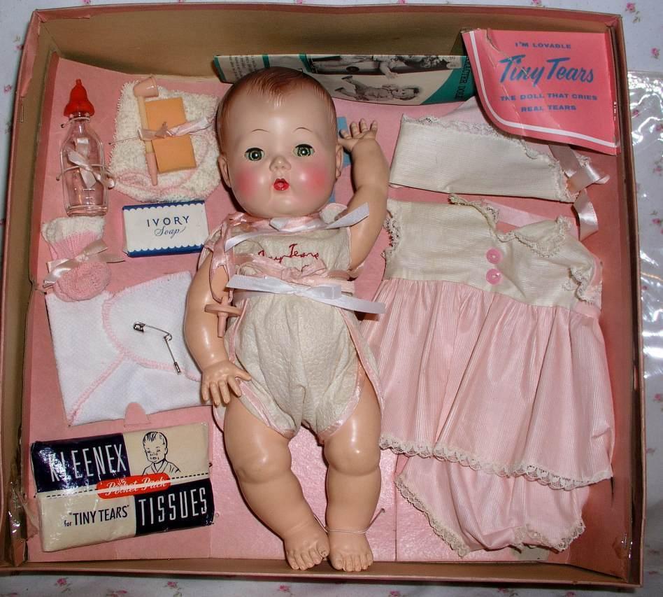 Vintage Tiny Tears Doll 104