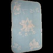 RARE Effanbee Dy-Dee ESMOND BLUE Raggedy Ann / Andy / Belindy Blanket