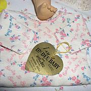 "Effanbee 15"" Dy-Dee Signature FOOTED Pajamas w/ Hang Tag"