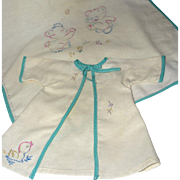 Fabulous Robe and Blanket SET for Dy-Dee and Friends