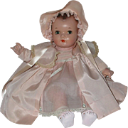 "IDEAL 18"" Flirty Eye 1930s Princess Beatrix Baby Doll"