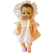 """MINT 1950's American Character 13.5"""" TINY TEARS Doll"""