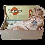 """1934 Effanbee 11"""" Dy-Dee ETTE in BOX #1"""