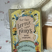 LITTLE FAIRY's Bath Perfume -- Effanbee Dy-Dee's Bathtime FUN !!