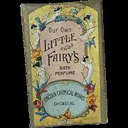 LITTLE FAIRY's Bath Perfume -- Effanbee Dy-Dee's Bathtime FUN !!