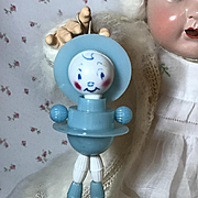 Adorable Celluloid BOY TOY For Effanbee Dy-Dee
