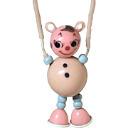 Adorable Celluloid Baby Doll TOY For Effanbee Dy-Dee