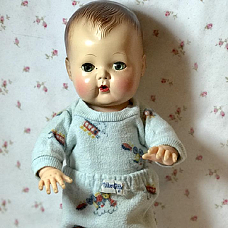 "1950s NITEY NITE Doll Pajamas -- Heavy Weight - 13"" Dy-Dee Ette, Tiny Tears and Betsy Wetsy"