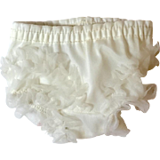 """EASTER WHITE Fancy Pants Underpants for 13.5"""" Tiny Tears * MINT"""