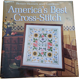 Better Homes and Gardens: America's Best Cross-Stitch