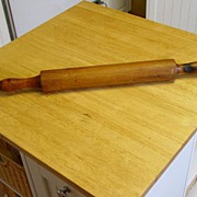 Vintage Long Baking Rolling Pin