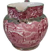 Ferrara of Etruria & Barlaston Wedgwood Creamer