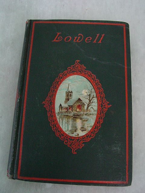 Poems By James Russell Lowell