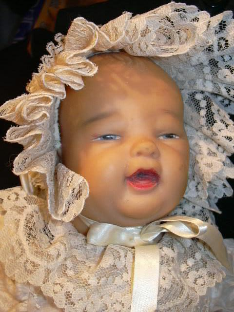 Madame Alexander Baby Doll Fine Old Usa Infant Doll