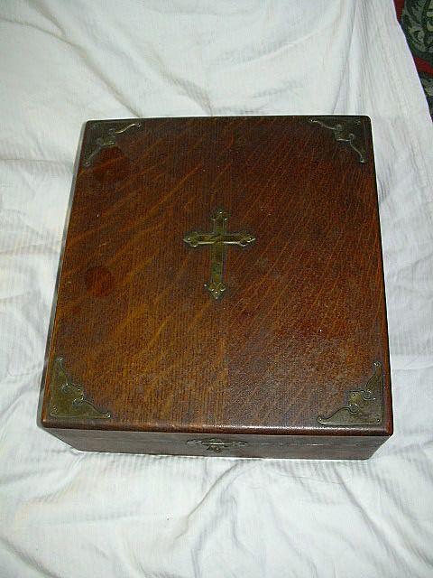 Vintage Wooden Box