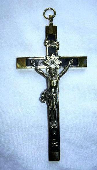 Nuns Priests Crucifix