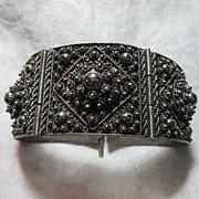 Silver Ornate Cuff Bracelet Lebanon