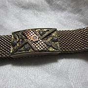 Antique Victorian Slide Bracelet