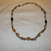 Real Stones Necklace
