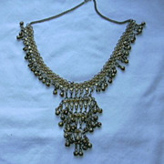 Belly Dance Ethnic Middle Eastern Necklace
