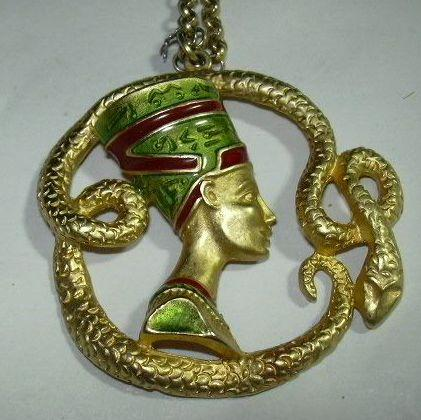 pendants medieval egyptian caduceus pendant shop