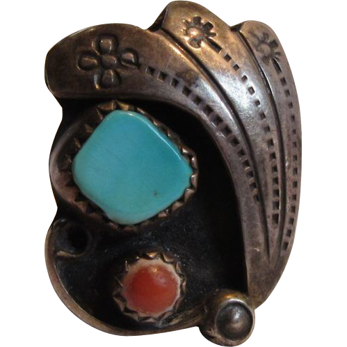 Older Native American Ring