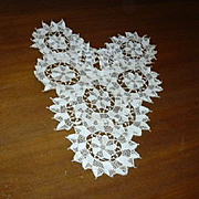 Crochet Collar Or Bodice Piece