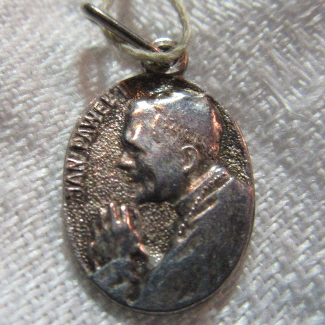 Pope John Paul II Medal Polish Medal