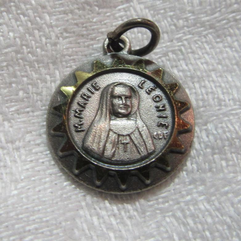 Blessed Marie Leonie Medal