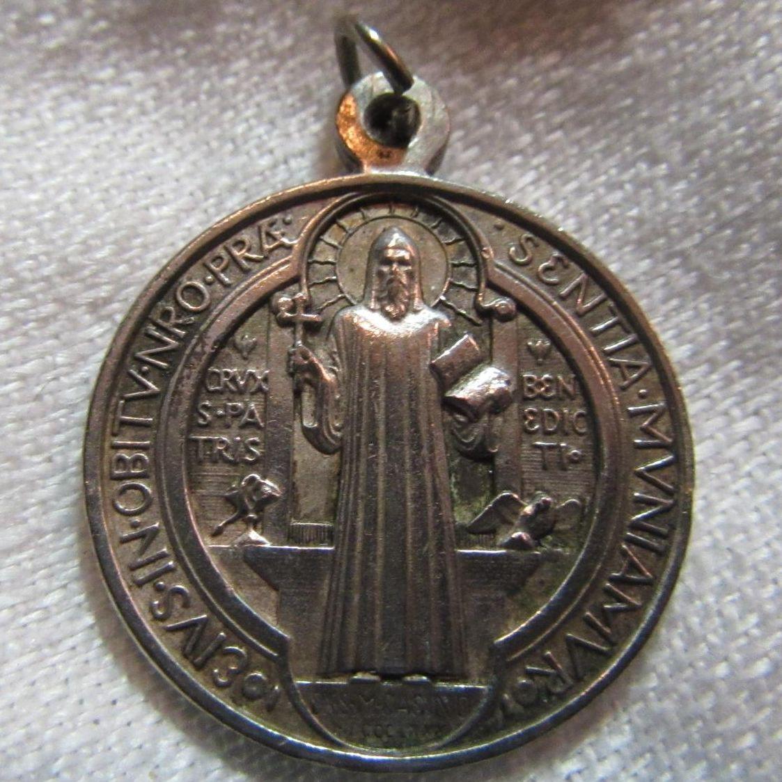 Jubilee St Benedict Medal