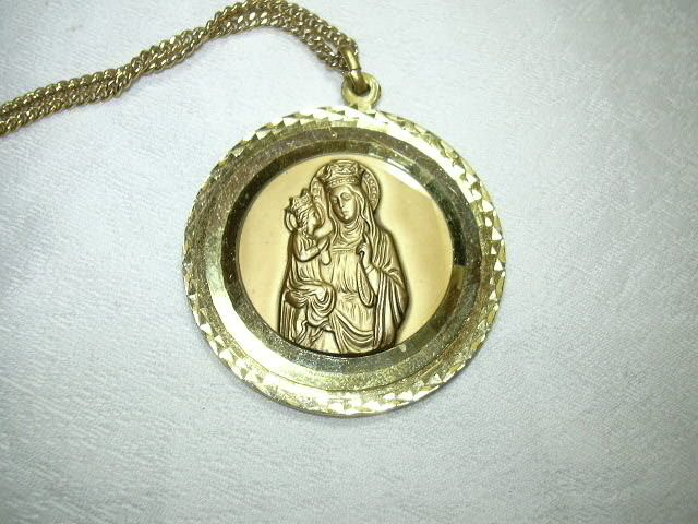 Germany Saint Anne & Virgin Mary Large Medal